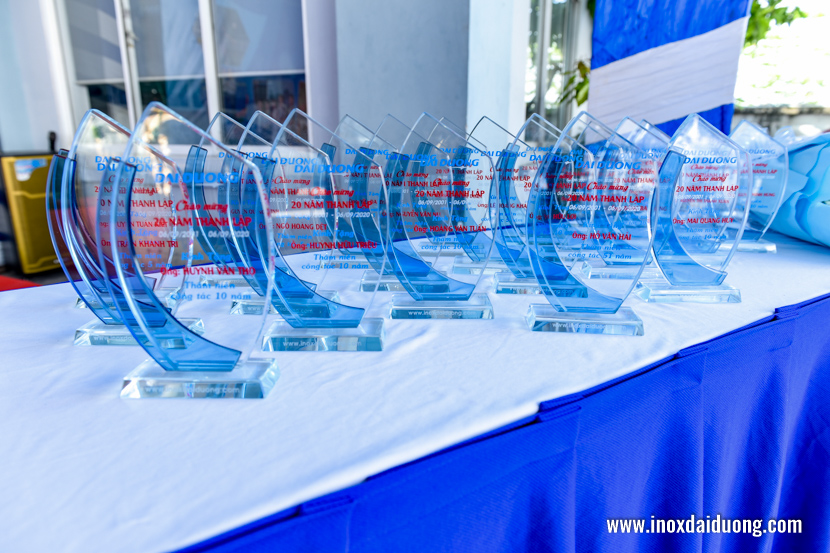 Lễ Vinh danh CBCNV có thâm niên công tác và trao giải hội thao năm 2020