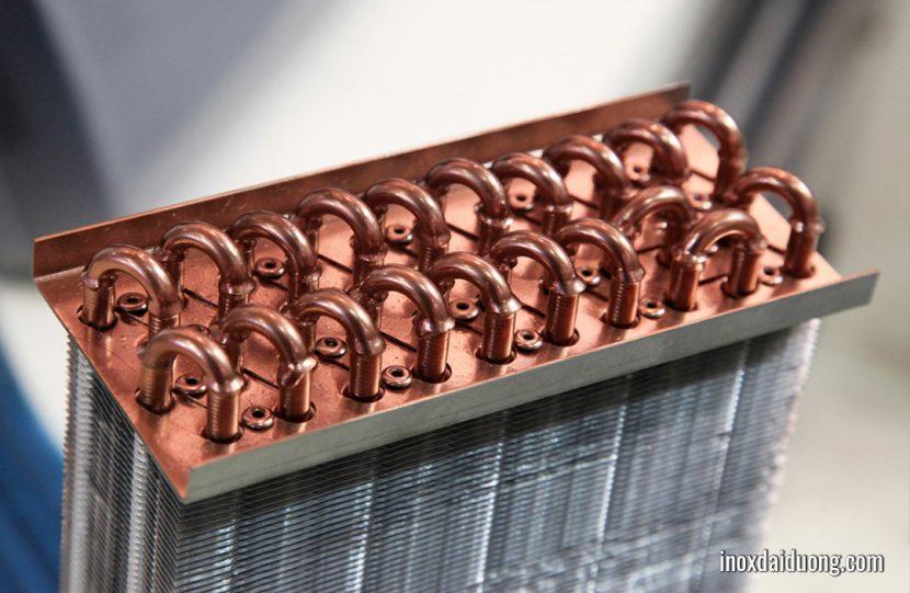 ống đồng đỏ ứng dụng trong ngành điện lạnh