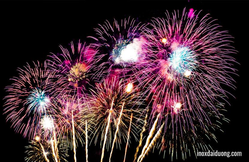 Cho phép bắn pháo hoa trong dịp lễ Tết, sinh nhật