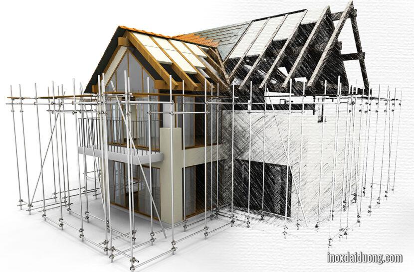 03 trường hợp xây nhà ở riêng lẻ được miễn giấy phép