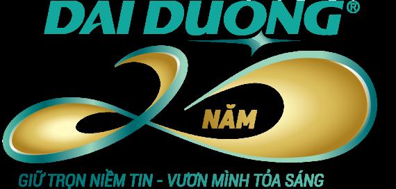 Logo 20 năm Đại Dương 2021