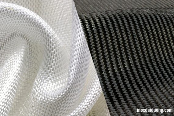 Đặc điểm & Ứng dụng sợi carbon - Phân biệt sợi carbon và sợi thủy tinh